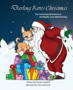 Darling Christmas Front Cover