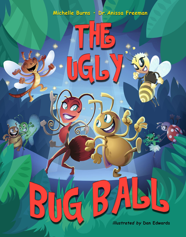 The Ugly Bug Ball | BQB Publishing