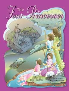 Four Princesses Front Cover