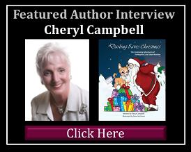 Author Spotlight_Cheryl Campbell