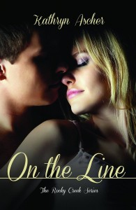 On the Line by Kathryn Ascher